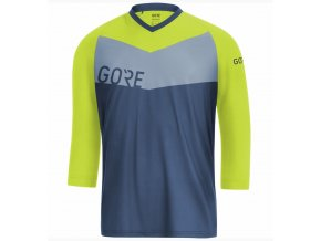 GORE C5 ALL MOUNTAIN 3/4 Jersey front
