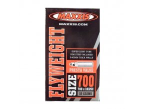 duse maxxis flyweight 28x075 100 18 25 622 fv 40mm