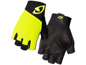 giro zero ii black yellow