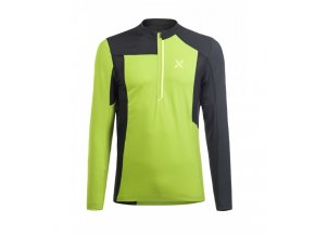 Selce zip maglia front