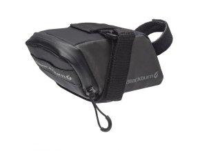 BLACKBURN Grid Small Seat Bag Black Reflective 1