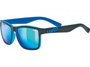 UVEX LGL 39, BLACK MAT BLUE (2416) 2020