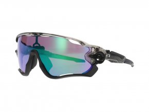 OAKLEY Jawbreaker Grey Ink w PRIZM Road Jade 1