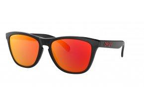 Brýle OAKLEY Frogskins Black Ink w PRIZM Ruby 1