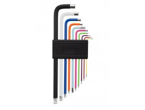 FABRIC HEX KEY SET TOOL BLACK