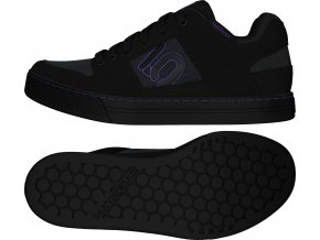 Boty Five Ten Freerider Black Purple