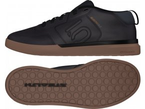 Boty Five Ten Sleuth DLX Mid Grey