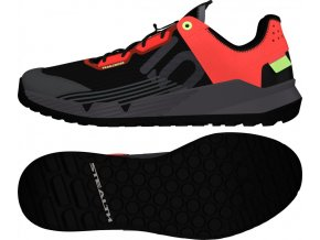 Boty Five Ten Trail Cross LT Black Grey Solar Red