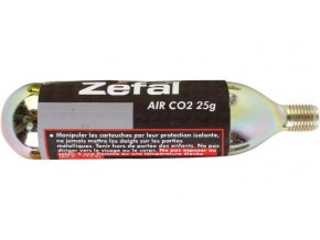 zefal co2 cartridge 25g