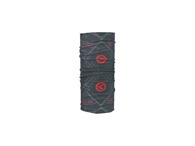 Multifunkční šátek KLS (Barva Tetris Blue)