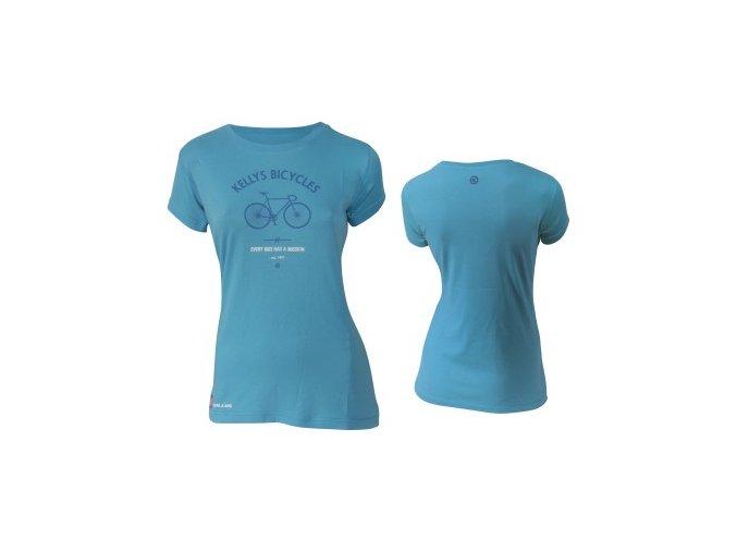 women bike mission blue product