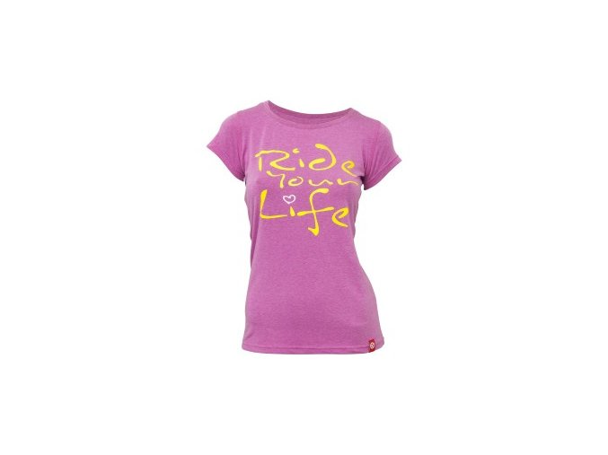 woman ride your life pink product