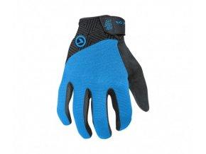 Rukavice dlouhé prsty KLS Hypno (Barva Grey, Velikost XXL)