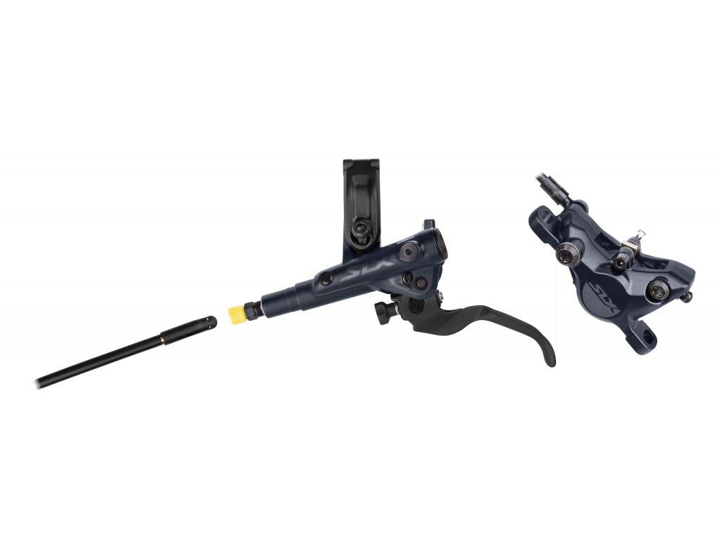 brzda kotoučová přední komplet SLX M7100 100 cm