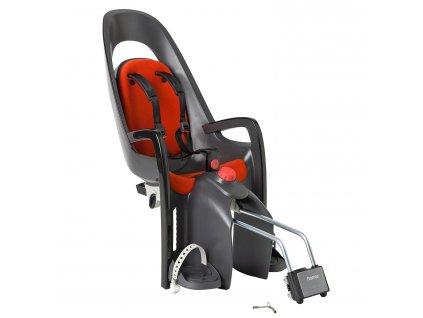 sedačka HAMAX CARESS zadní tmavě šedá-červená