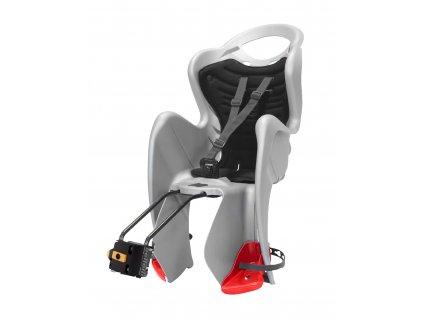 sedačka MR FOX RELAX B-FIX zadní stříbrno-černá