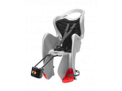 sedačka MR FOX STANDARD B-FIX zadní stříbrno-černá