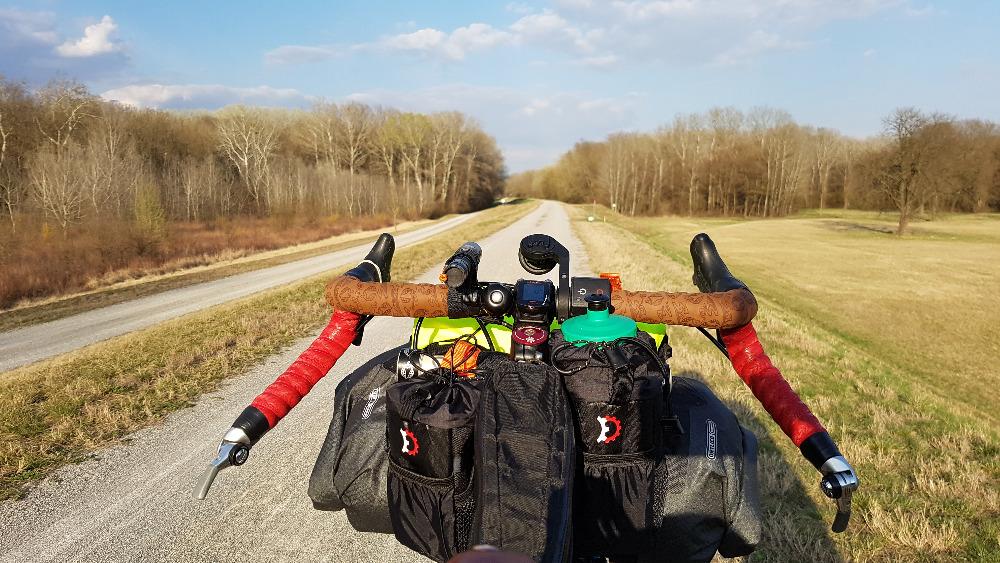 Jarní trénink a výlet v jednom