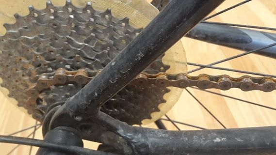 Jak připravit kolo na zimu?