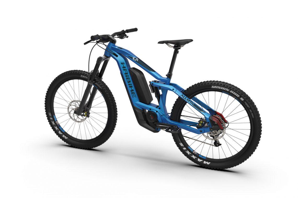 NOVINKY HAIBIKE 2020 – MODELY S MOTOREM BOSCH PERFORMANCE LINE CX