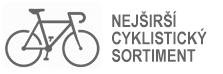 Nejširší cyklistický sortiment na trhu