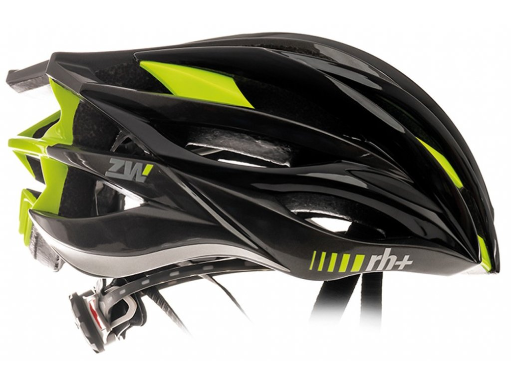 helma RH ZW, shiny black/shiny yellow fluo/shiny anthracite metal