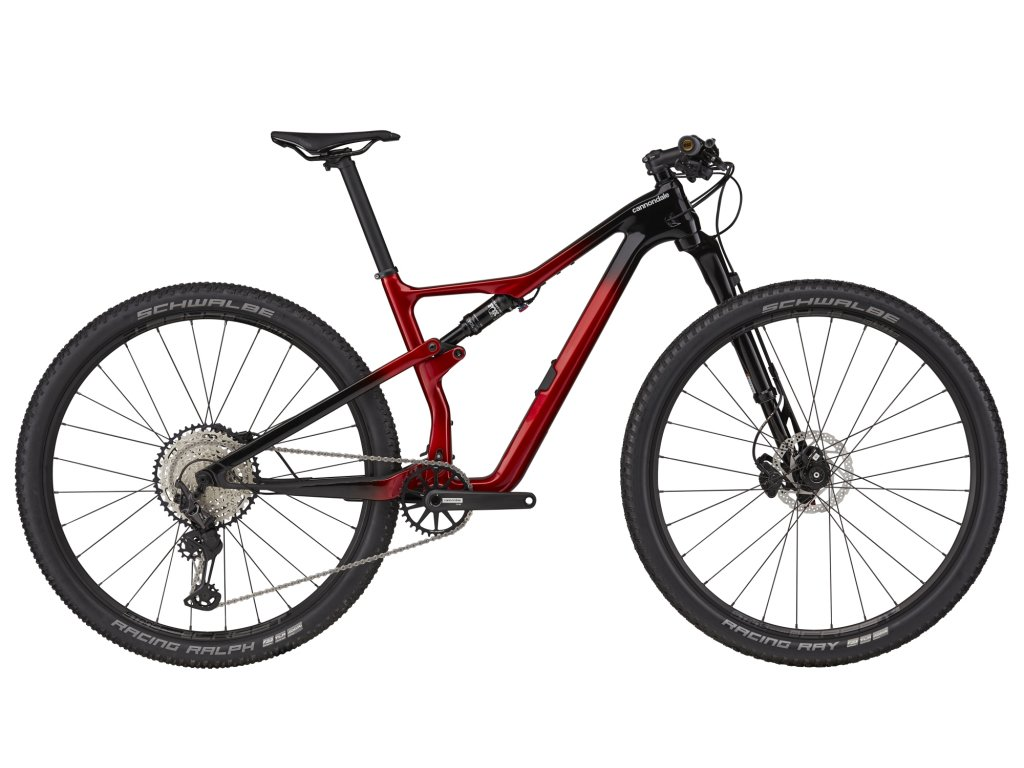 "21 CANNONDALE SCALPEL 29"" Carbon 3"