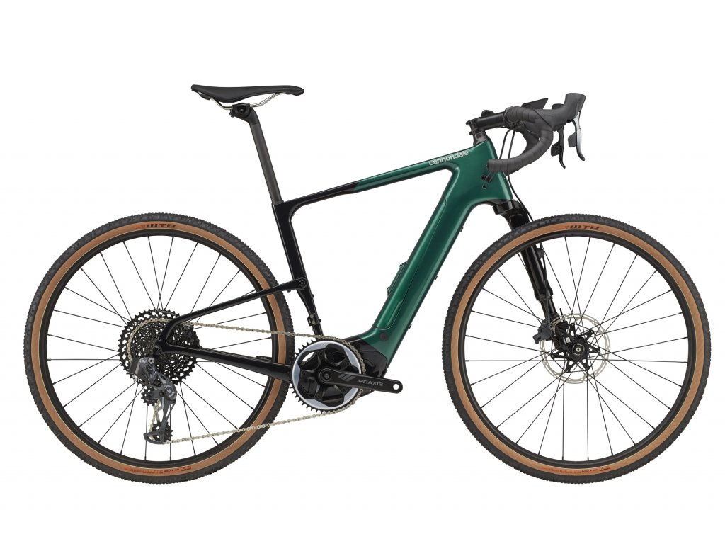21 CANNONDALE TOPSTONE NEO CRB 1 L