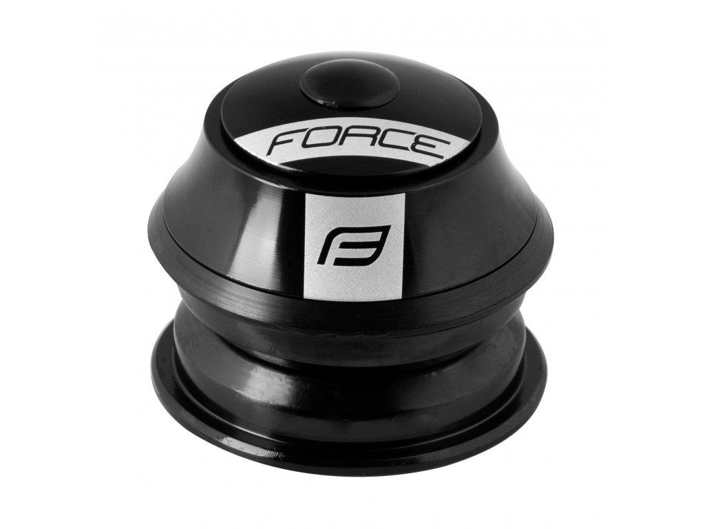 řízení F AHEAD 1 1/8'' polointegrované Fe, černé