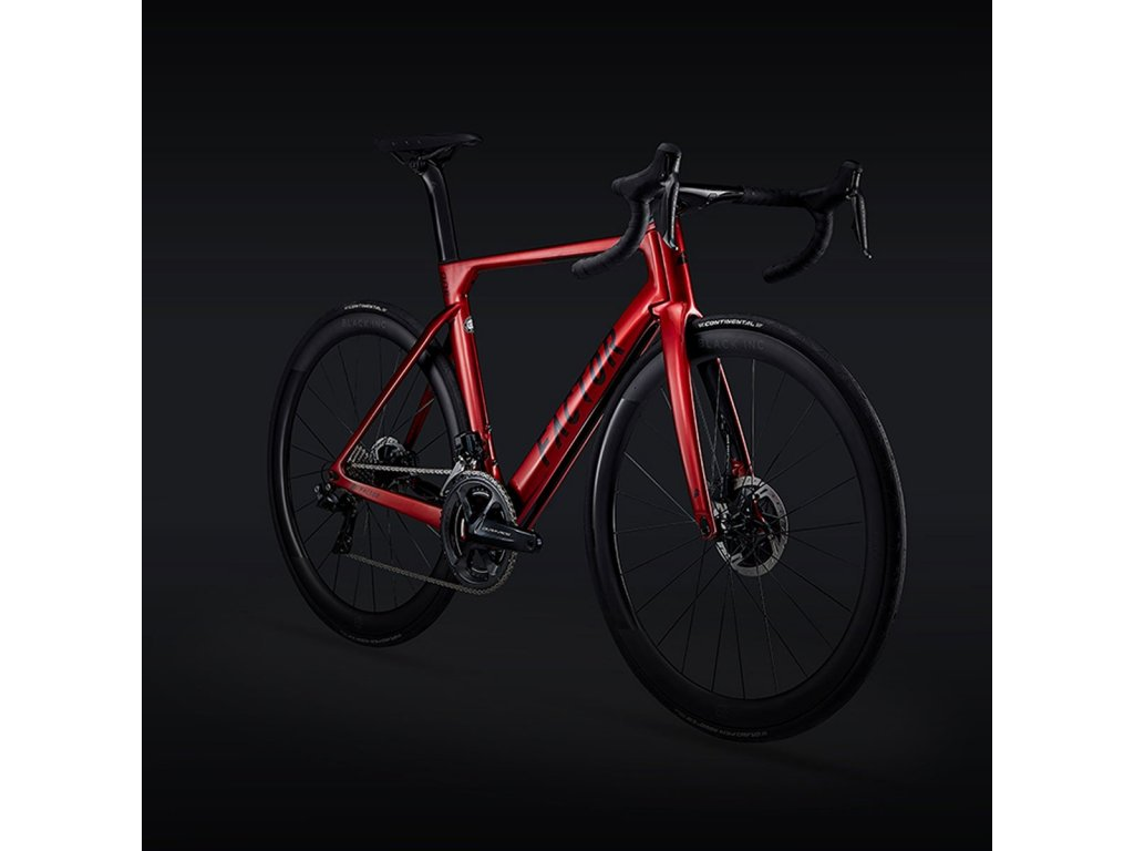 Factor One Disc Crimson Red