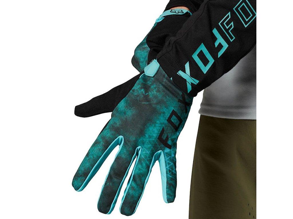 Rukavice FOX Ranger Glove teal