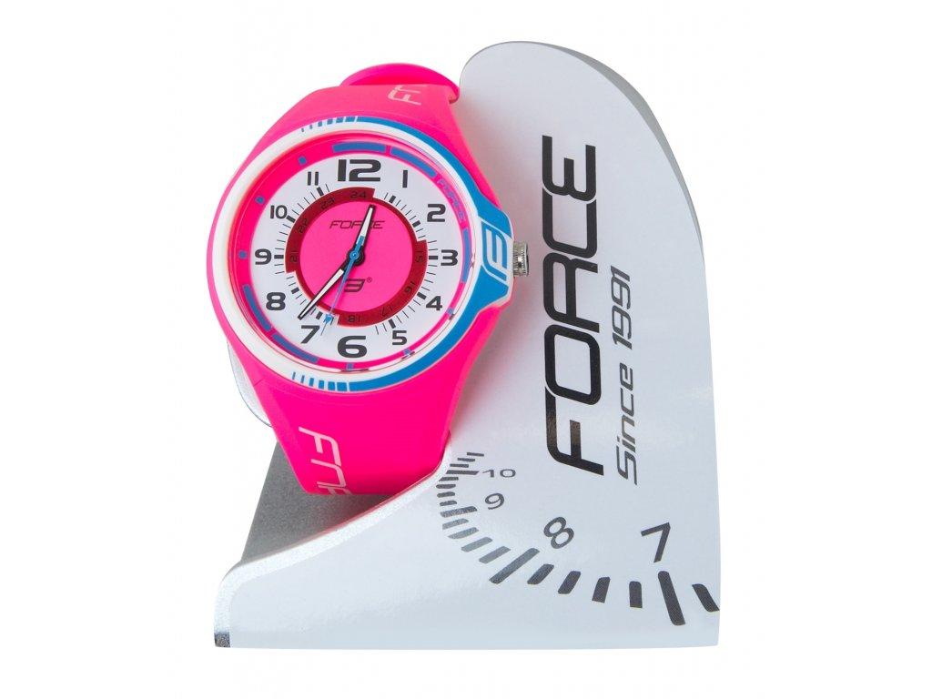 hodinky FORCE2 růžové