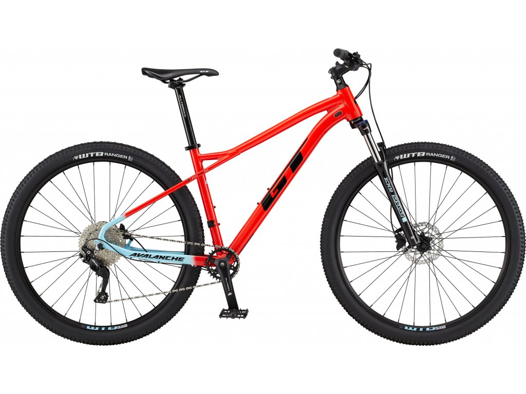 """2020 GT AVALANCHE 29"""" COMP red"""