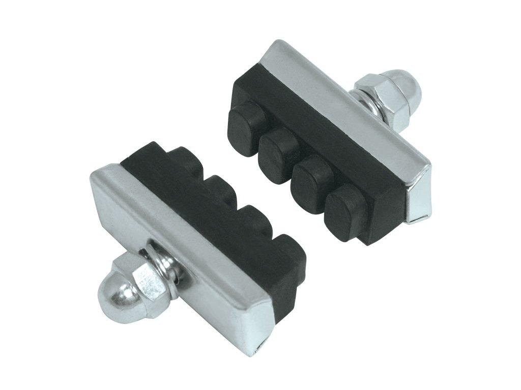 gumičky brzd F klasické závit, černé 35mm