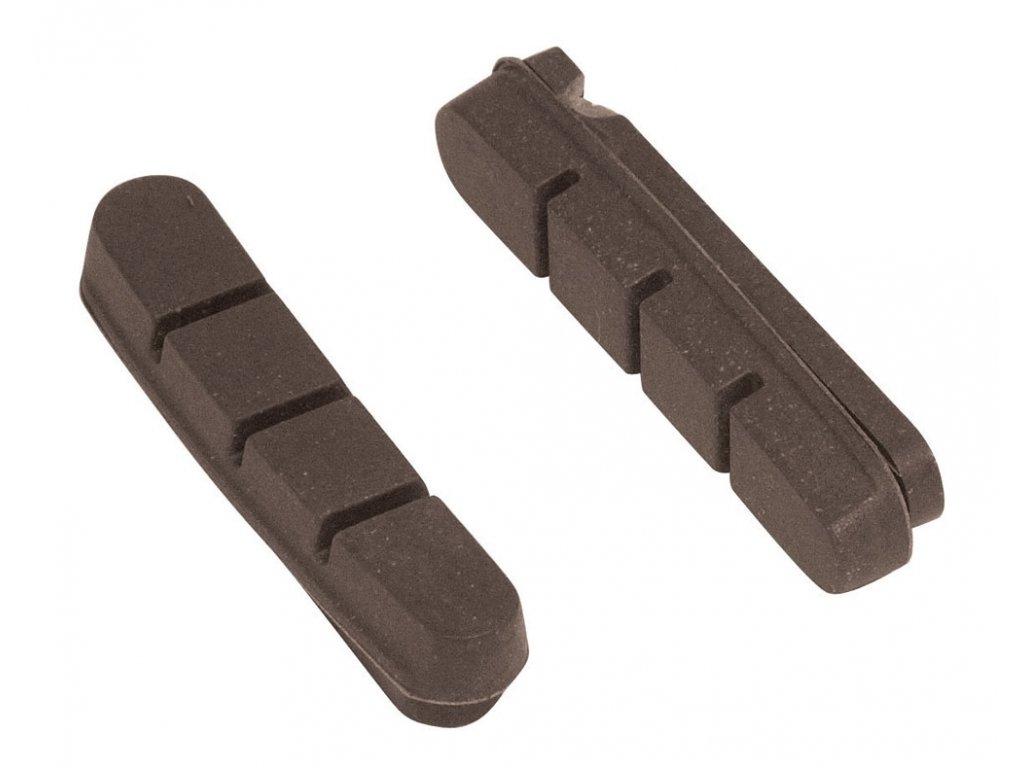 gumičky brzd F silniční náhradní korkové 55mm