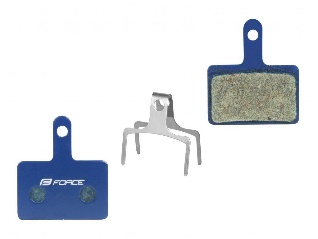 destičky brzdové FORCE SH M08 polymer