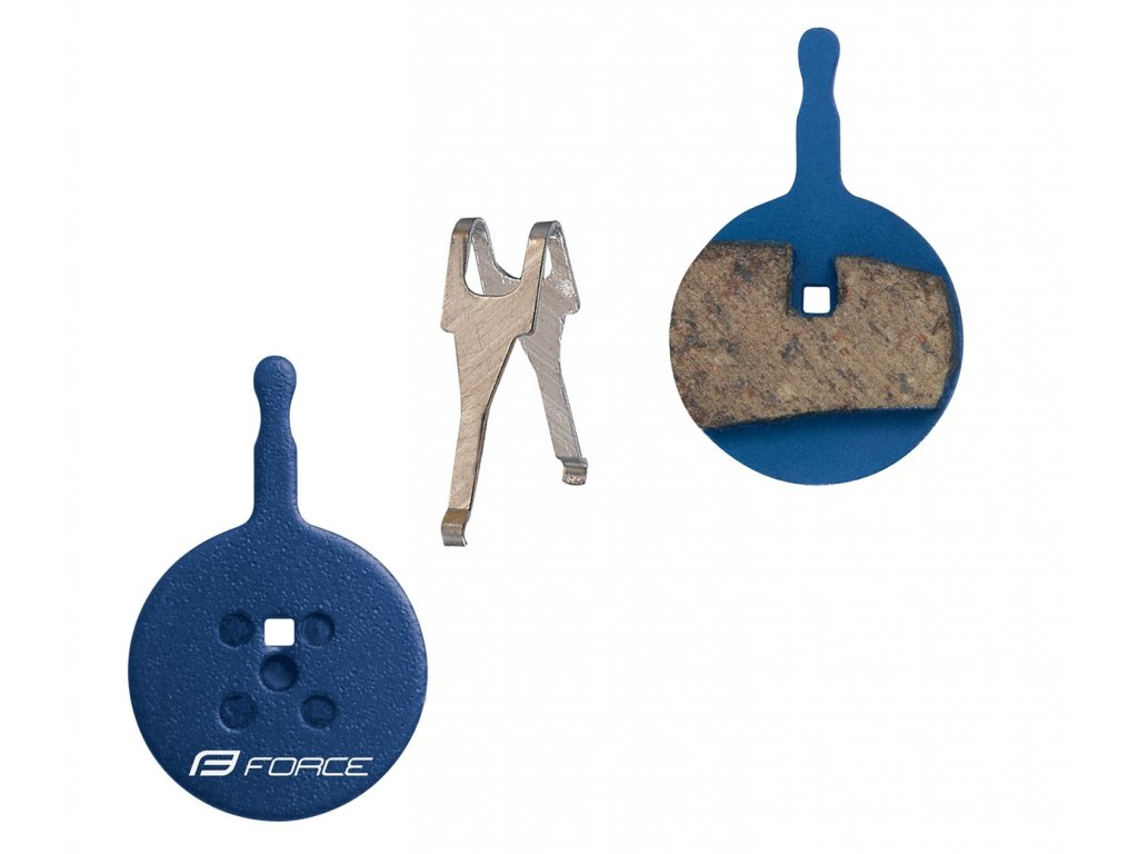 destičky brzdové FORCE AVID BB5 polymer