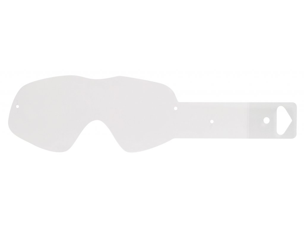 fólie strhávací na brýle FORCE (sada=4ks)