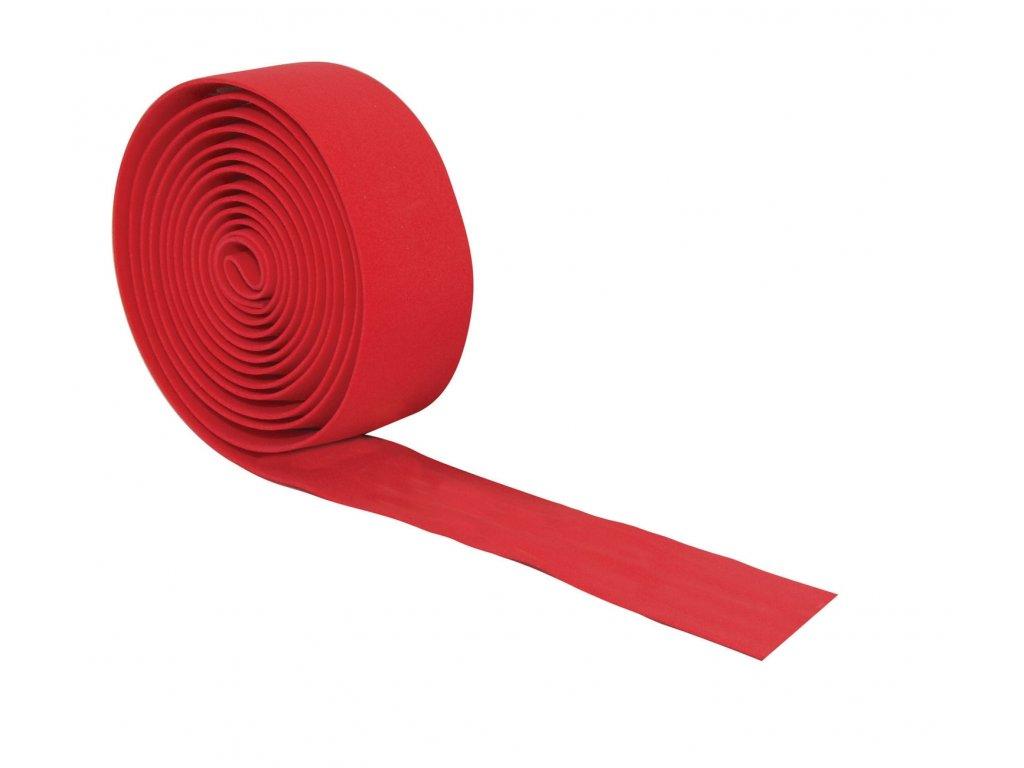 omotávka FORCE silikon, červená