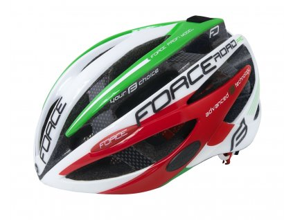 přilba FORCE ROAD PRO JUNIOR, ITALY XS - S