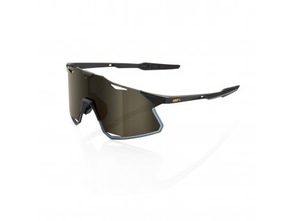 hypercraft matte black soft gold mirror lens (1)