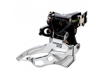AM FD X9 3X10 HI CLAMP 318 BTM