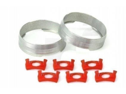 MAVIC 2 SILVER TRACOMP RINGS + CLIPS (L99693800)
