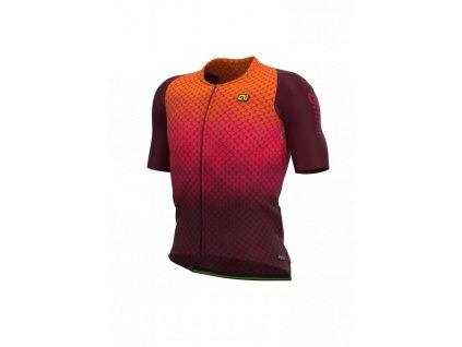 Letní cyklistický dres ALÉ R-EV1 VELOCITY G+