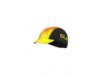 Cyklistická čepice či čelenka ALÉ TEAM CAP