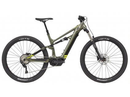 21 CANNONDALE MOTERRA NEO 5+