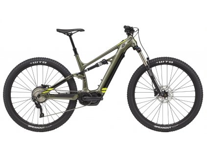 21 CANNONDALE MOTERRA NEO 5