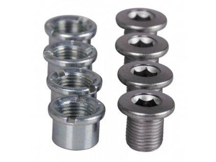 skrutky 4 ks 8 x 8 5mm a 4 ks 8 x 5 5mm sad 80901150