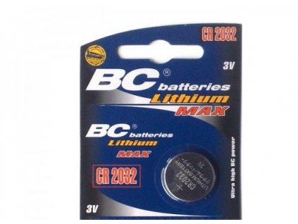 bateria lithium cr2032 3v 2 ks sada v blistri 81809005