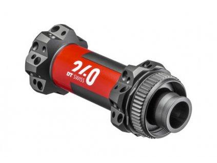 DT240 Straightpull CL přední, 28 děr, černá